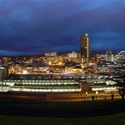 Sheffield - A City on the Up