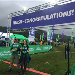 The Macmillan Mighty Hike