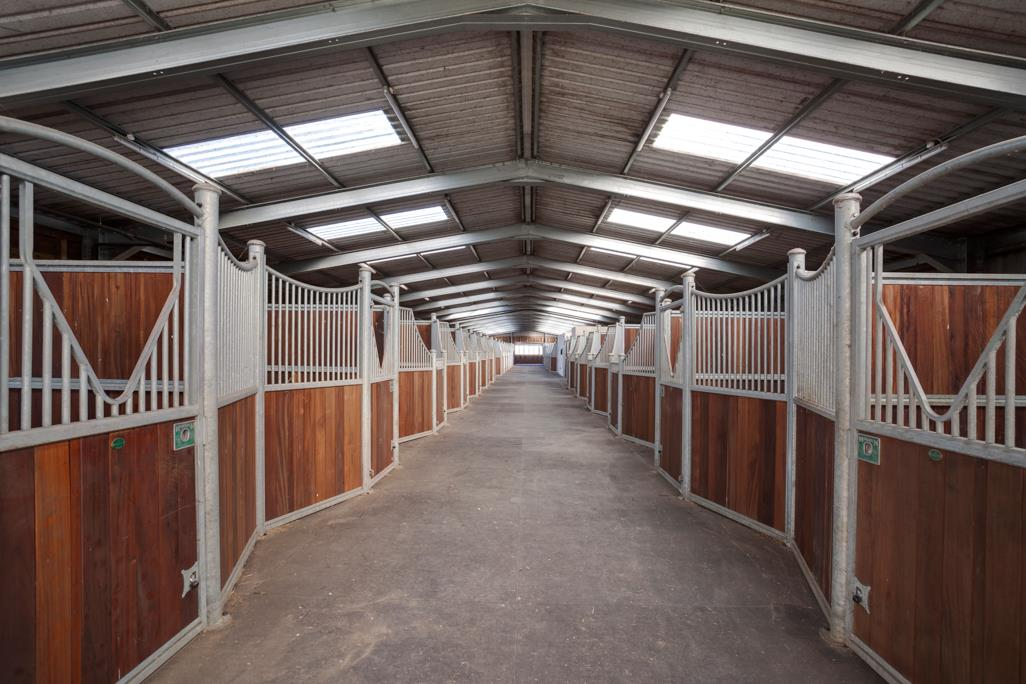 American Stable Block