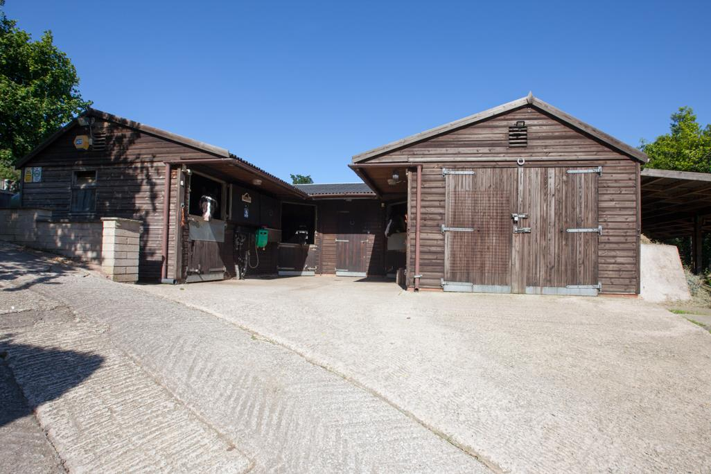 Stable Block 1