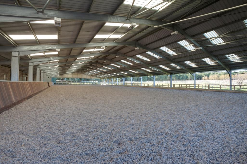 Indoor Competition and Training Arena